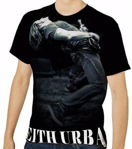 Neu-Keith-Urban-Herren-T-Shirt-Tee-Gr-S-M-L-XL-2XL-3XL