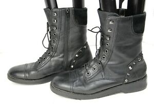 Geox Womens Biker Boots