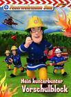 Feuerwehrmann Sam: Vorschulblock (2014, Taschenbuch)