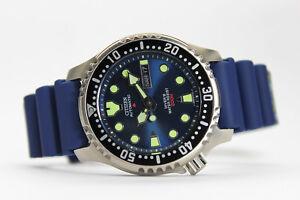 Citizen-Promaster-Aqualand-NY0040-17L-Automatico-Sub-Diver-039-s-200-Metri