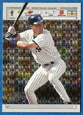 1999 SkyBox Thunder www.batterz.com DEREK JETER  (ex-mt) New York Yankees