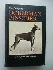The Complete Doberman Pinscher 1966 Hunde