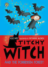 Titchy Witch and the Forbidden Forest, Good Condition Book, Impey, Rose, ISBN 97