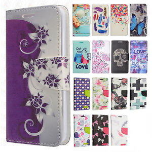 size 40 7f121 272dd Details about For LG Rebel 2 L57BL Premium Leather Wallet Case Pouch Flip  Phone Cover