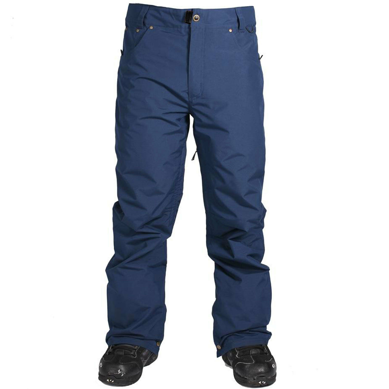 Ride Madrona Pant Men's Ski Snowboard Snowpants Winter Trousers Shorts New