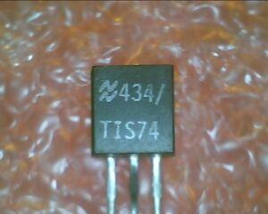 TIS74-N-Channel-FET-GP-Amplifier-NSC-National-Semiconductor-5pcs-per-lot