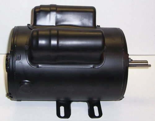 MC019000AV MC019000SJ AIR COMPRESSOR REPLACEMENT MOTOR 240VT 5HP 56FR ONE PHASE
