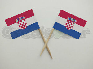 72-Croatian-Flag-Picks-Buffet-Sandwich-Food-Party-Sticks-CROATIA-Flags
