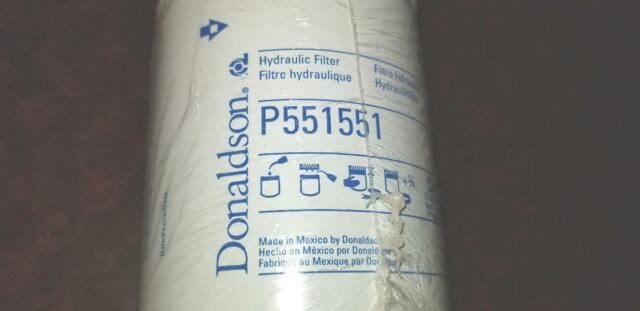 Spin-on Donaldson P551551 Hydraulic Filter