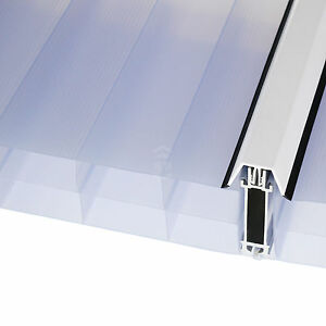 Ultralite 500 Roof Panel Ultraframes Low Pitch Pvc U Conservatory Roofing Sheet Ebay