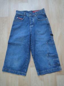 Cordon-Herren-Kurze-Jeans-Shorts-Gr-W28-Capri-Jeans-Sommerjeans