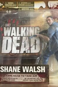 Walking Dead Mcfarlane - Figurine autographiée par John Bernthal de Shane Walsh
