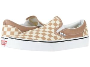 Vans CLASSIC SLIP ON Checkerboard Tiger