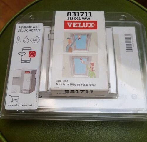 Velux Fenêtre Régulateur Commutateur 831711 NEUF blanc