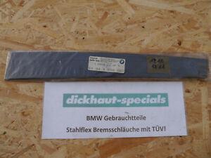 BMW E30 318i 325i 4 Türer Blende B Säule aussen rechts NEU NOS 51 34 1 888 220