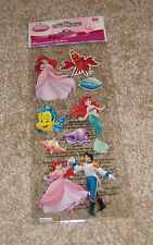 Disney Little Mermaid Dimensional Sticker EKS DTODLM