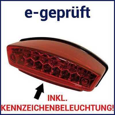 LED Rücklicht GETÖNT KTM Adventure 620 LC4 Adventure620