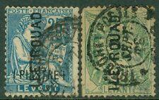 ROUAD ILE : 1916. Yvert #1, 3 Very Fine, Used. Catalog €540.00.