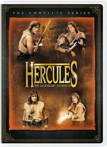 Hercules-The-Legendary-Journeys-The-Complete-Series-25-Disc-DVD-NEW