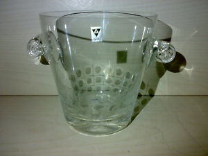 GRAL-GLAS-Vintage-Eiskuebel-Eisbecher-Eiskuehler-Gralglas-H-ca-10-cm-KULT-LOOK
