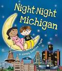 Night-Night Michigan by Katherine Sully (Board book, 2016)