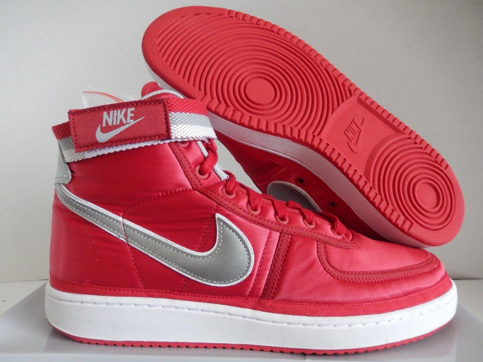 Nike Vandal red-metallic High Supreme QS University red-metallic Vandal la reducción del precio de la plata 8e5d38