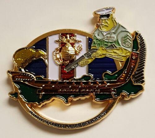 USMC Marine Security Guard Detachment MSG-Det US Embassy Wellington New Zealand
