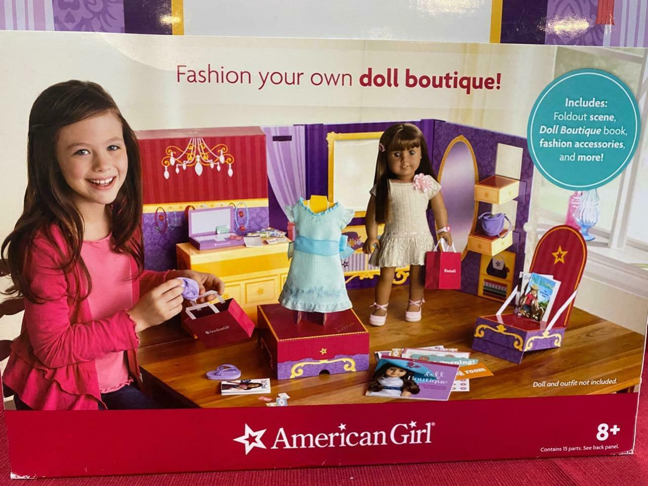 American Girl Doll Petite Boutique Set F6914 BRAND NEW IN BOX
