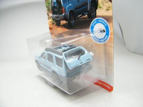 MATCHBOX 2018 moving parts serie onda a VW 1965 Pontiac Grand Prix NISSAN OVP