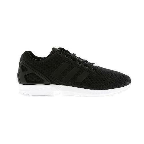 Hombre Adidas Originals Zx Flux Negro blancoo BB3716 Talla UK 8.5