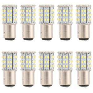 10x-1157-BAY15D-18SMD-5050-LED-Light-Car-Tail-Turn-Signal-TailLight-Lamp-Bulb