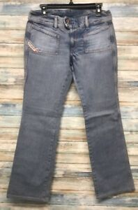 9bb7e2f4 Women's Diesel Jeans 30 x 31 Hush Boot cut (E-38)   eBay