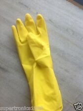 Household / Kitchen / Washing/Chemical/Rubber Hand Gloves- 1pairs ( XLarge Size)