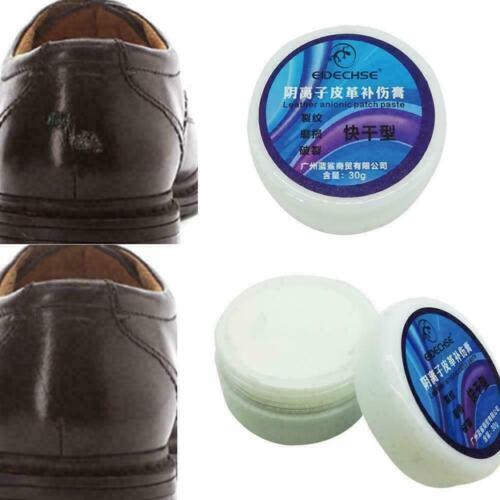 For Leather Restoration,Cracks,Burns Hole Leather Repair Cream//Filler Compound