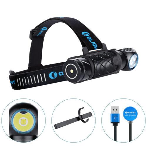I5T Black Bundle Light 2020 New OLIGHT Perun 2 Headlamp LED Flashlight