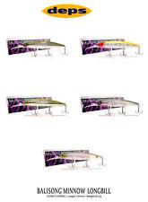 Deps Balisong Minnow Longbill130 SF GM Crokin L3 for sale online
