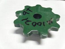 9 Tooth Sprocket Jd John Deere Fbb Dfb Grass Seed Brome M10021 Small Gear Drill