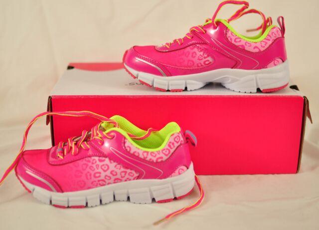 Youth Girls Jumping Beans Tilt 096430 Sneakers Light Purple//Pink B18 New