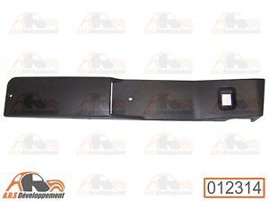 BANDA-nuevo-negro-PUERTAS-PANEL-para-puertas-TRASERA-DERECHA-Citroen-2CV-12314