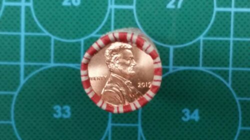 2019 P-MINT OBW ROLL PENNIES//CENT NOW SHIPPING PENNY 50 COINS BUtiful BRILLIANT!