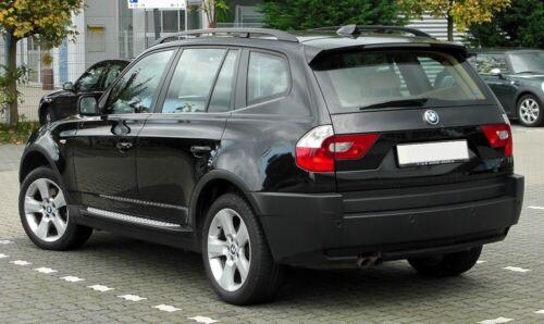 STANDARD Kofferraumwanne Laderaumwanne für BMW X3 E83 2004-2010 hohe Kante