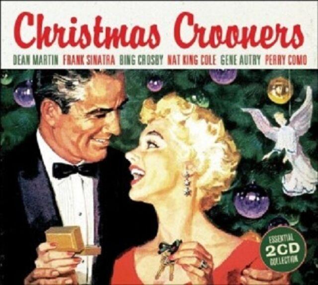 DEAN MARTIN/FRANK SINATRA/NAT KING COLE/+ - CHRISTMAS CROONERS 2 CD NEW+ | eBay