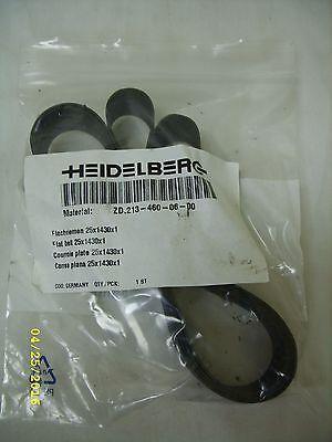 Drive Belt For Heidelberg Windmill 10x15 Platen 2926V966 offset printing Press