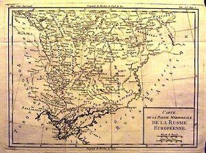 Antique map, Petite Pologne et de la Gallicie avec la Lodomerie