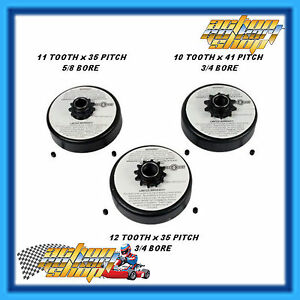GO-KART-MAXTORQUE-CLUTCH-5-8-or-3-4-BORE-YOU-CHOOSE-ONE-NEW-FREE-DELIVERY