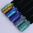 1g/box Shinning Nail Art Glitter Powder Gorgeous Chrome Pigment Manicure DIY