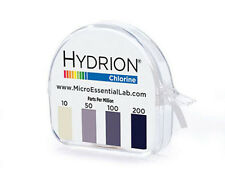 HYDRION MICRO CHLORINE TESTER 10 - 200 ppm #240