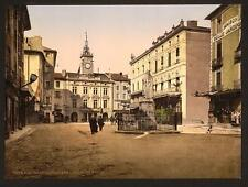 Hotel De Ville Place Orange Provence A4 Photo Print