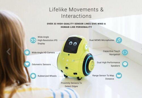 Miko 2 Educational Robot Pixie Blue Color