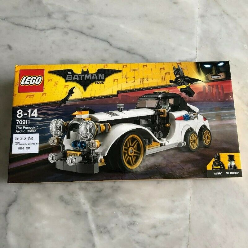 Lego 70911 The Batman Movie The Penguin Arctic Roller Hougang Punggol Sengkang Gumtree Classifieds Singapore 585288185